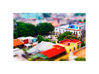 Tilt-shift Havana