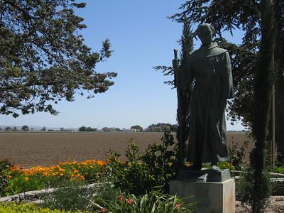 San Luis Obispo with Mary McD 2008