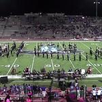CSHS Band Halftime Performance 10/02/2015