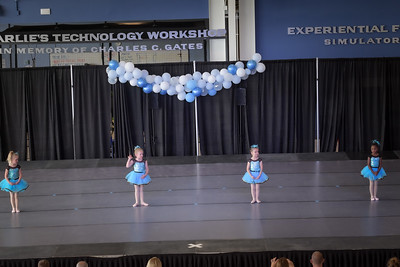 4-6 Year Old Ballet Combo