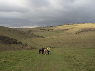 20180204 Lewes Walk