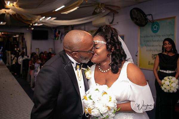 Malevena & Roy's Wedding