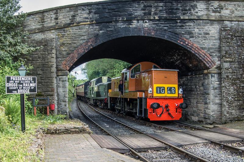 D9551 & D8568, Arley