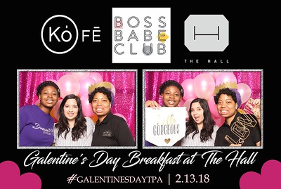 Boss Babe Club - Galentine's Day Breakfast
