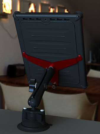 iPad Hard Case & Mounts