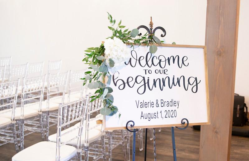 Val and Bradley's Wedding