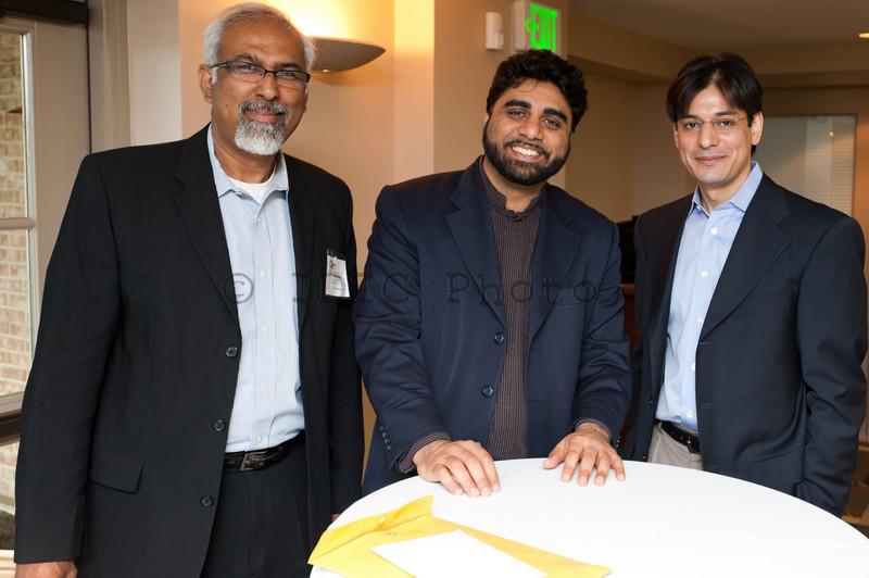 Imran, Ali and Hasnain