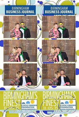 Cystic Fibrosis Foundation Birmingham's Finest