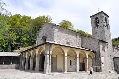 Santuario della Verna e Chiusi della Verna