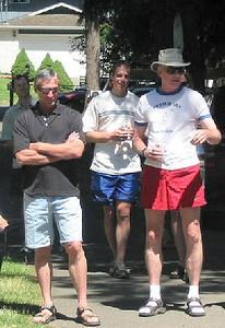 2003 25th Anniversary - Ian, Dan, Chad and Brian