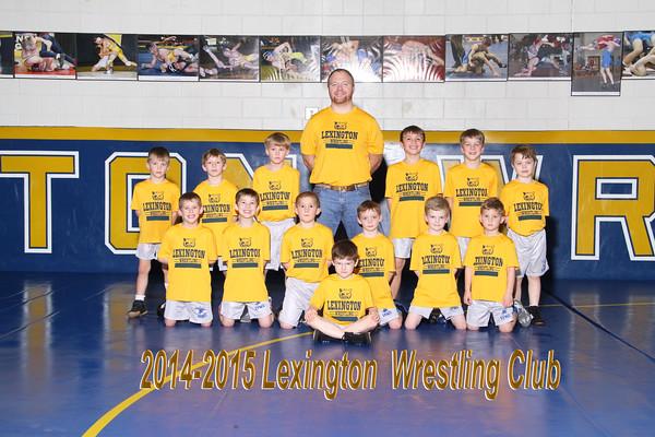 2014-2015  Lexington Club