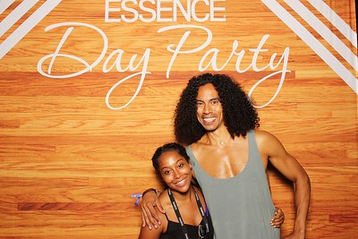 day 2 - essence day party
