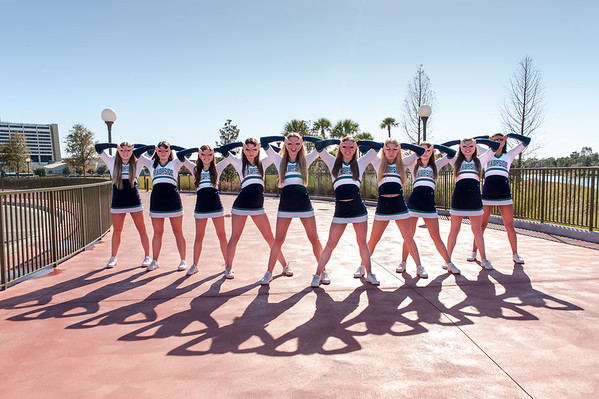 Cheer and Dance