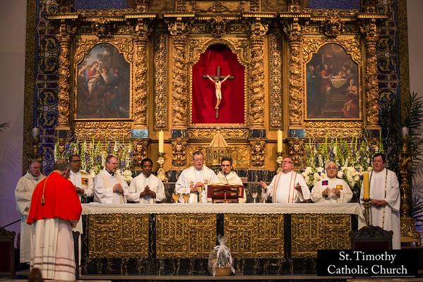 Father Paul E. Vigil's Silver Jubilee