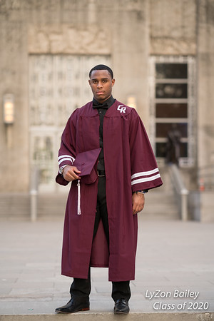 LyZon Bailey Grad