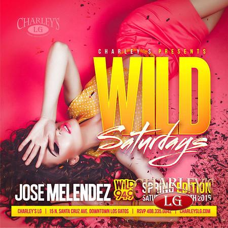 2016-6-18 Wild Saturdays with DJ Jose Melendez of Wild 94.9