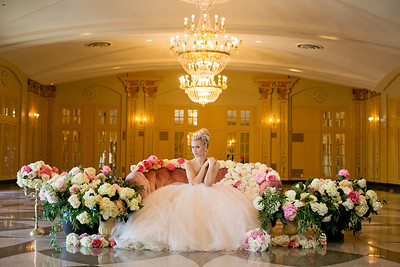 Hilton President Editorial | EA Bride Fall 2014