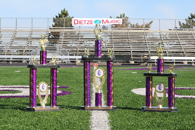 Chieftain Marching Invitational 2019