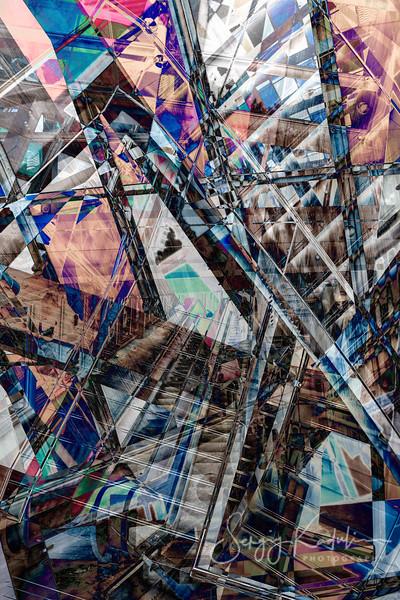 Composed mosaic