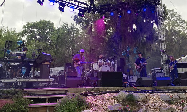 Billy and the Kids -- Wanee Music Festival, April 2016