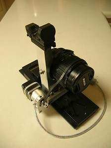 CCD-Lens Adapter
