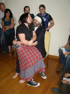 2009-12-18 Euan's Xmas party
