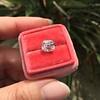 2.39ct Antique Asscher/Square Emerald Cut Diamond, GIA D/IF 17