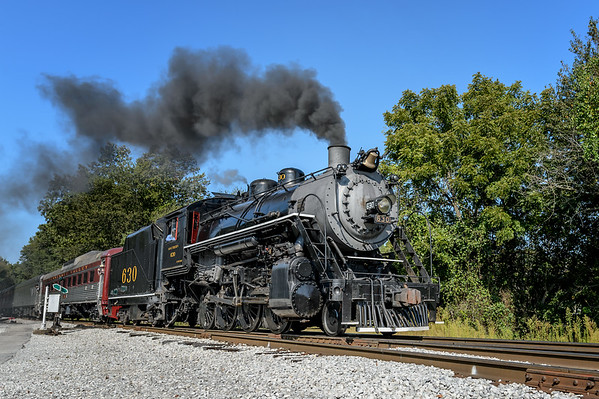 Tennessee Valley Railfest 2017