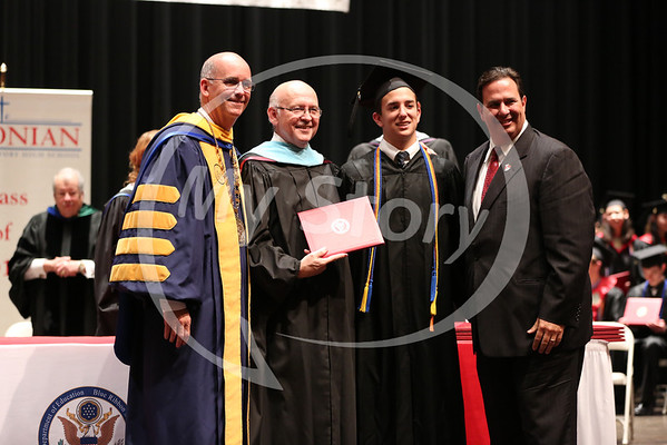Antonian Class of 2014 Graduation Night