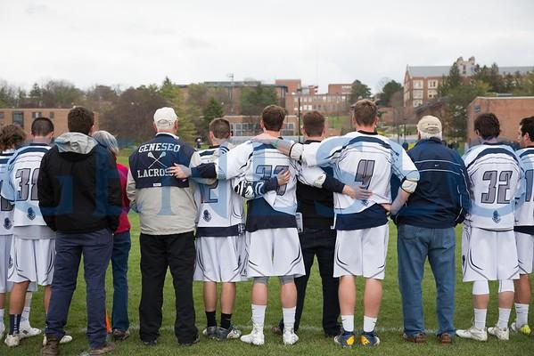 Men's Lacrosse vs. Brockport (Senior Day)