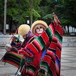 Dance of the Parachicos, festival in Chiapa de Corzo, Mexico