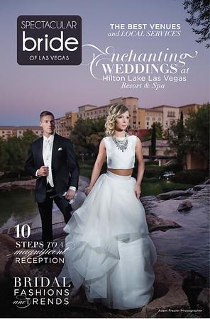 2016 Spectacular Bride Magazine Covers