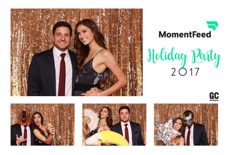 12-8-2017 Moment Feed Holiday Party