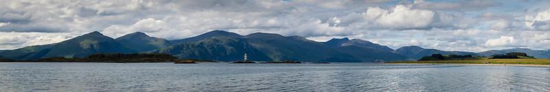 Loch Linnhe and Ardnamurchan Peninsula