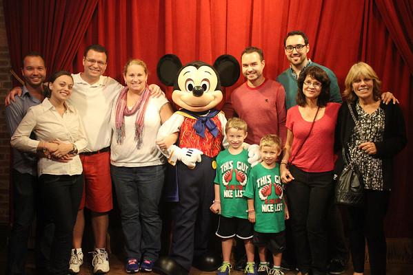 Disney November 2013