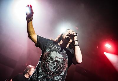 Dream Theater at Stavanger Concert Hall