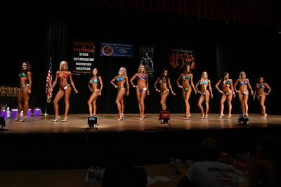 Open Bikini Finals