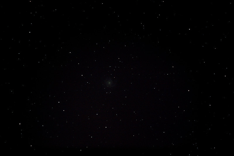 Messier M74 - NGC628 - Spiral Galaxy in Pisces - 18/8/2012 (Processed stack)