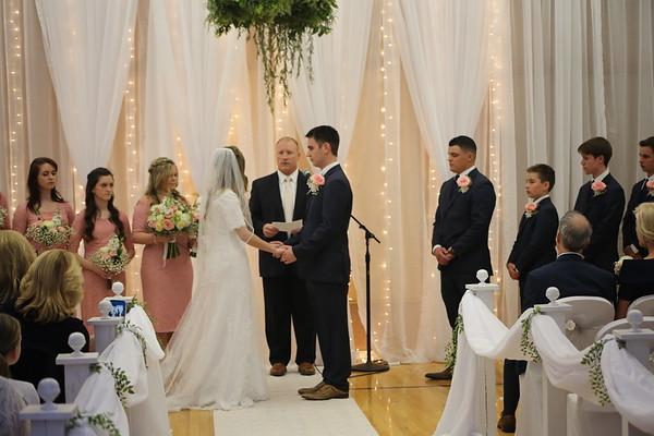 Benjamin Wedding - LDS Church - Meridian