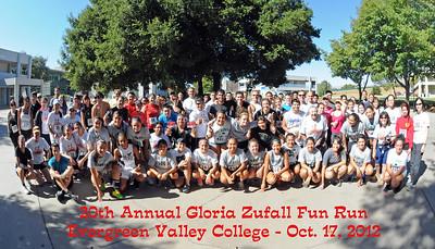 20th Annual Gloria Zufal Fun Run