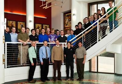 2013 CE & SE Senior Class Photos