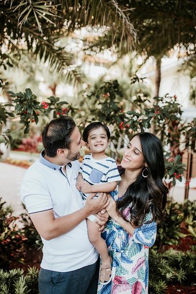 Chughtai Family