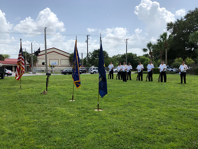Great Grandpa Ed's Memorial Service | July 14, 2019