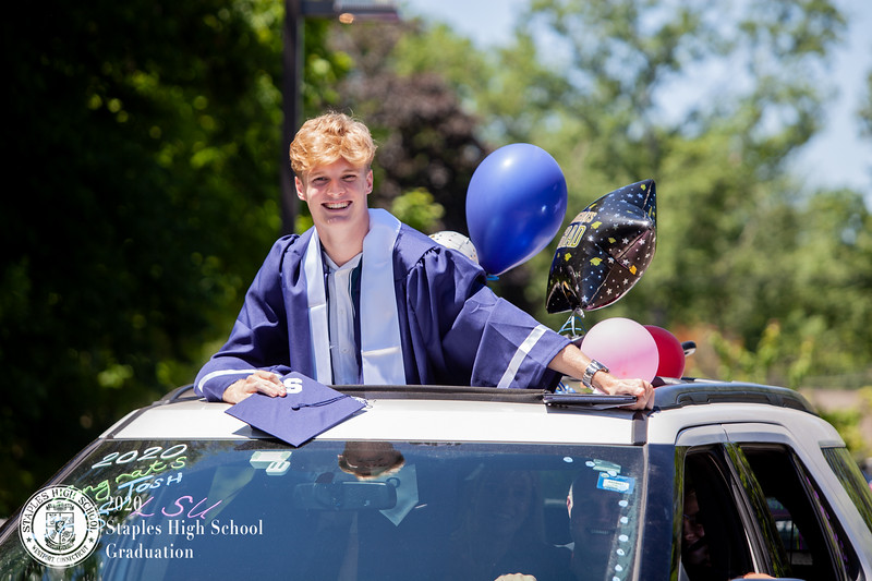 Dylan Goodman Photography - Staples High School Graduation 2020-335.jpg