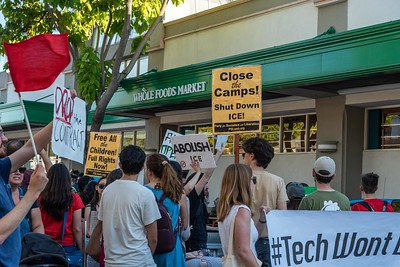 Sep 13 Protest against Palantir's Involvement with ICE