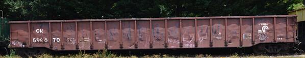 Conrail Railroad