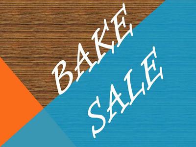 Bake sale 2012