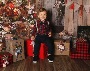Asher's Christmas Mini
