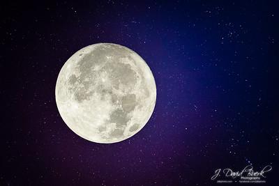 Milky Way Moon