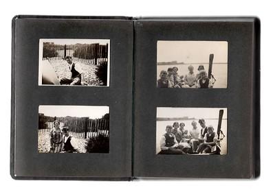 Old Bowles & Risdon Photo Albums